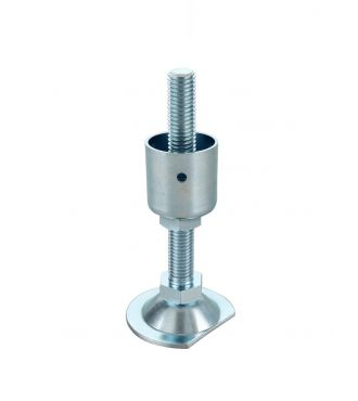 Adjustable outer foot