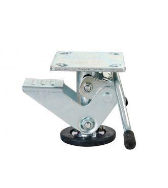 Foot brake for 4'' caster
