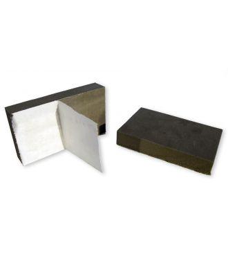 Crosslink foam gray 3/4'' 4 lbs