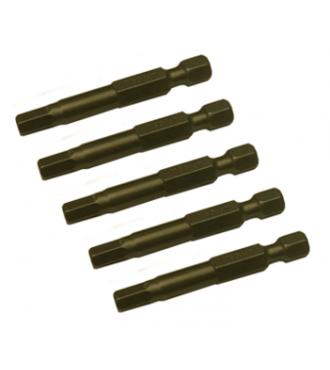 5  hex drill bits 5mm