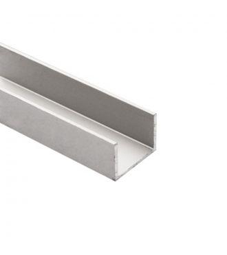 U aluminium 12'